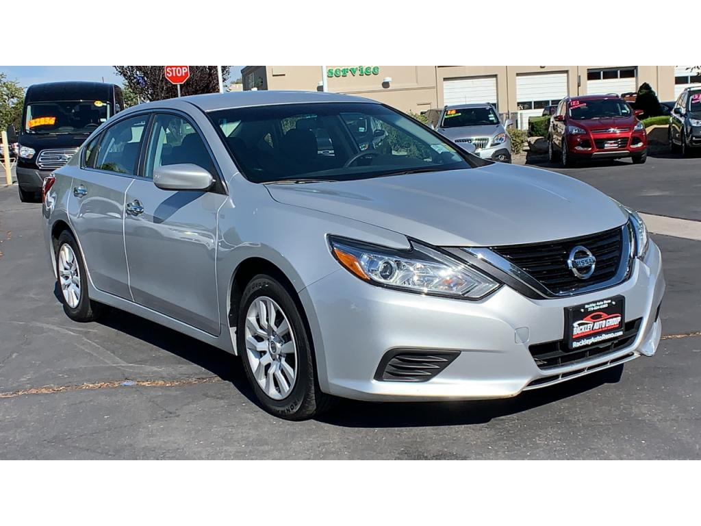 Nissan Altima 2.5 S >> Pre Owned 2018 Nissan Altima 2 5 S Fwd Sedan