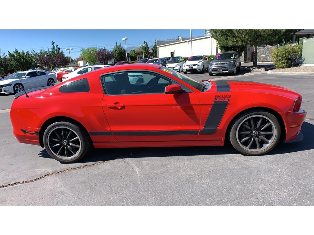 Pre-Owned 2013 Ford Mustang Boss 302