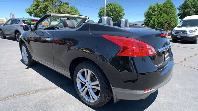 Pre-Owned 2011 Nissan Murano CrossCabriolet
