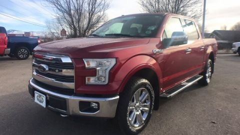 Pre-Owned 2015 Ford F-150 4WD