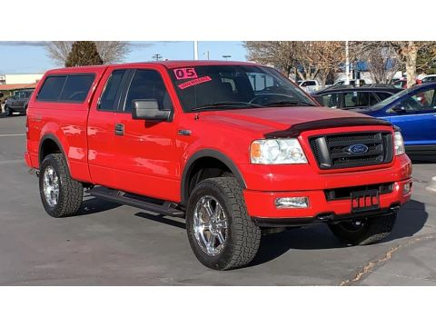 Pre-Owned 2005 Ford F-150 FX4