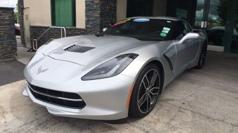 Pre-Owned 2014 Chevrolet Corvette Stingray 3LT RWD Coupe