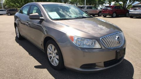 Pre-Owned 2012 Buick LaCrosse Base
