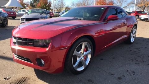 Pre-Owned 2013 Chevrolet Camaro 2LT RWD Coupe