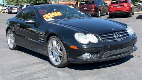 Pre-Owned 2008 Mercedes-Benz SL55 AMG® AMG®