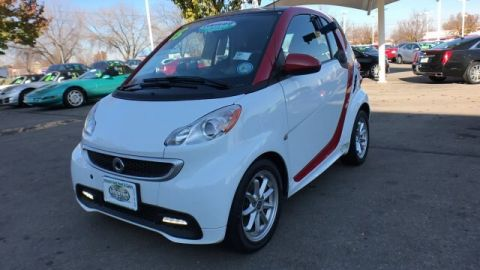 Pre-Owned 2015 smart fortwo electric drive passion RWD Coupe